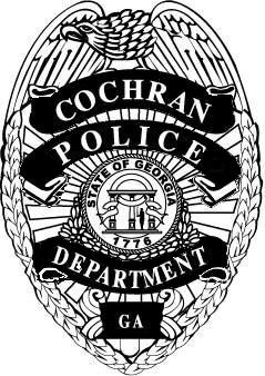 Cochran Police Badge